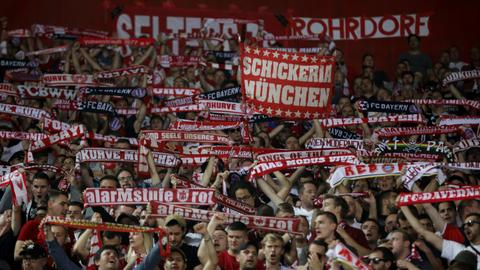 Bayern complain to UEFA over Olympiakos youth game attack
