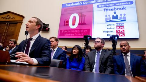 Facebook's Zuckerberg gets grilling from Congress on planned cryptocurrency