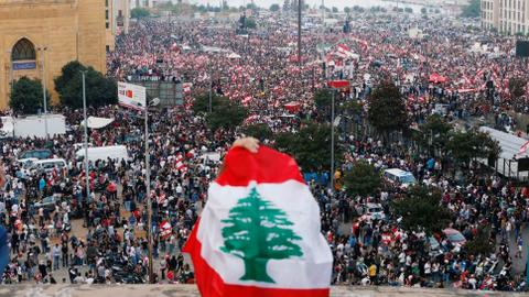 What's going on in Lebanon?