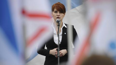 Russian 'agent' Maria Butina released from US prison