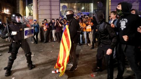 Catalonia: How far will violence go?