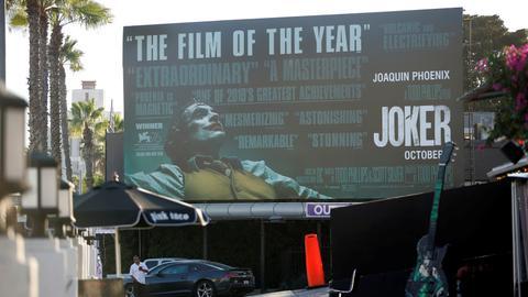 'Joker' Reclaims No 1 Spot on Box Office Charts