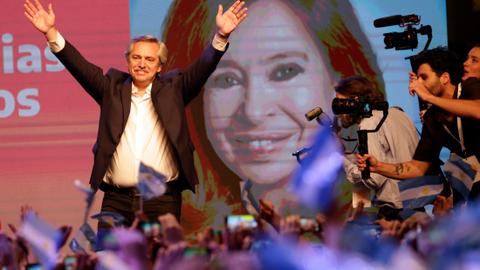 Argentina votes in Fernandez ticket as country shifts to the left