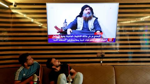 Baghdadi's aide was key to his capture - Iraqi intelligence sources