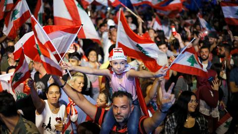 Are we seeing a new Arab Spring?