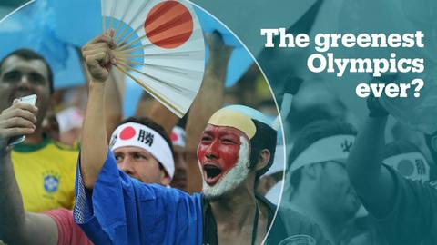 5 ways Japan plans to make the Tokyo 2020 Olympics more eco-friendly