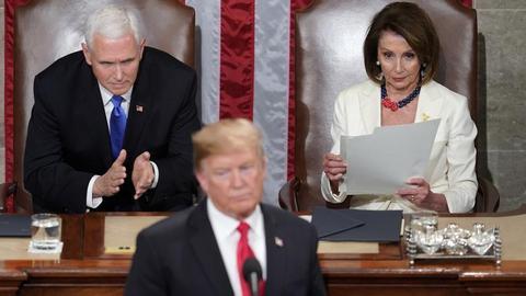 US House to vote Thursday on Trump impeachment procedures