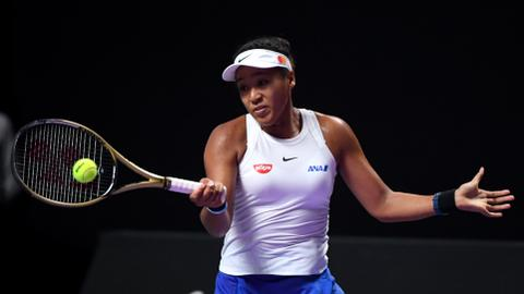 Osaka suffers WTA Finals injury heartbreak for second year in a row