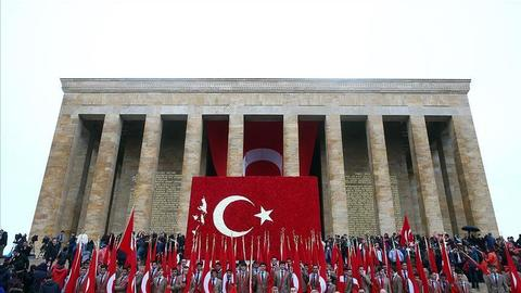 Turkey marks 96th Republic Day