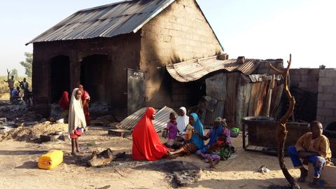 Boko Haram displaced suffer after Nigeria closes aid groups