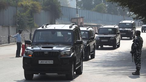 India 'hand picks' far-right EU parliamentarians to assess troubled Kashmir