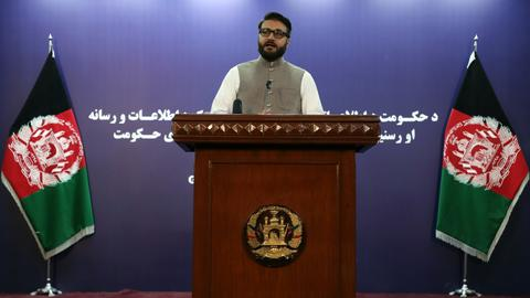 Afghan official calls for Taliban ceasefire as proof control of forces