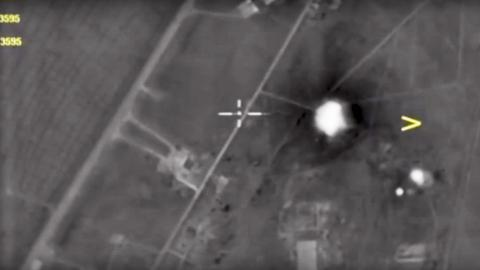Assad must be hit again – and again