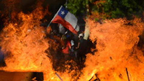 What's behind the massive protests in Chile?