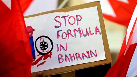 Bahrain once again comes under spotlight for rights abuses