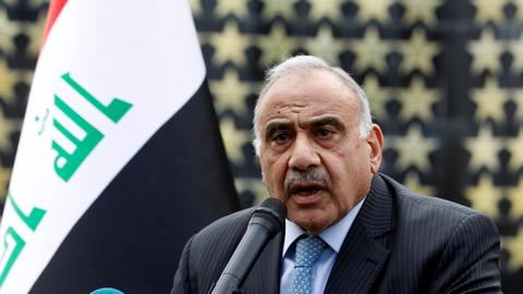 Pressure mounts on Iraqi PM to step down