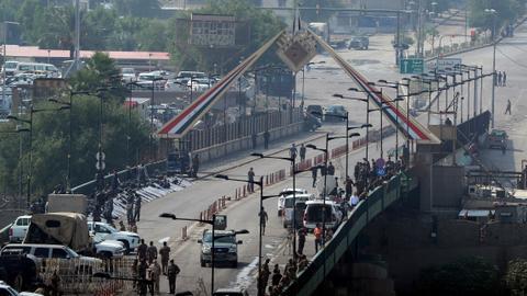 Rocket attack kills Iraqi soldier, adding to growing unrest