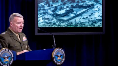 US CENTCOM rejects claims Turkey's Syria operation delayed Baghdadi raid