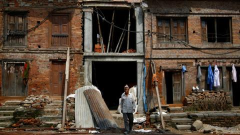 Two years on, Nepal struggles with earthquake reconstruction efforts