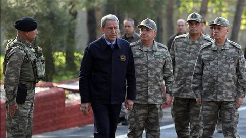 Turkey in talks with Russia to hand over 18 Syrian regime soldiers