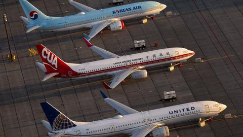 Dozens of 737NG planes grounded worldwide after cracks - Boeing