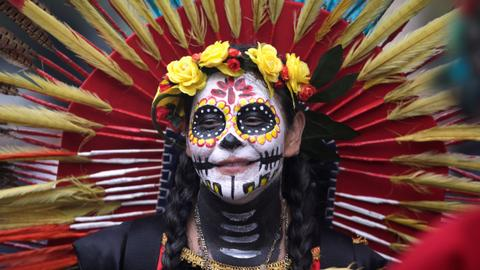 Day of the Dead: Mexico's colourful cult festival