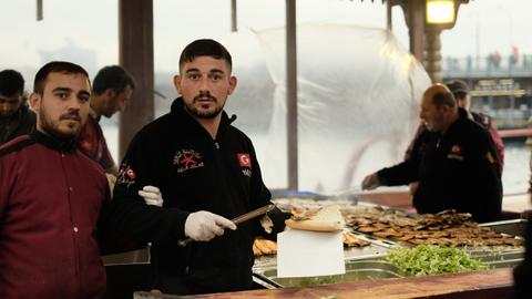 Are Istanbul's signature 'fish sandwich' boats set to disappear?