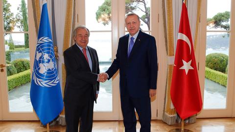 UN to engage with Turkey over refugee resettlement
