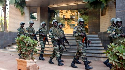 Number of soldiers killed in Mali attack rises to 53