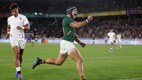 Boks beat England 32-12 to win Rugby World Cup