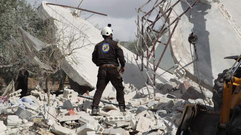 Key Syrian 'White Helmets' backer found dead in Istanbul