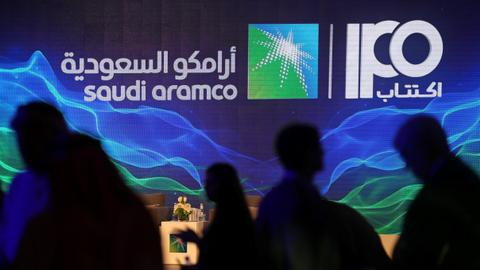 Saudi Arabia formally starts IPO of oil firm Saudi Aramco