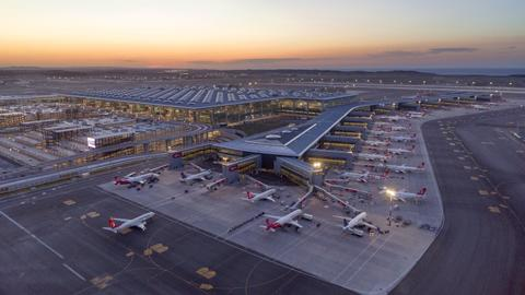 Istanbul Airport welcomes 40 million passengers so far this year