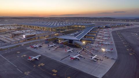 Turkey's Istanbul Airport continues to ride high in the world ranking