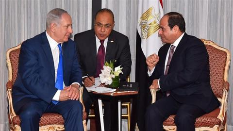 Israel-Egypt gas pipeline deal, explained