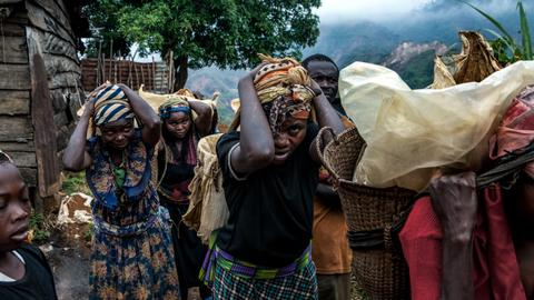 How the mining business is helping women in Congo escape isolation