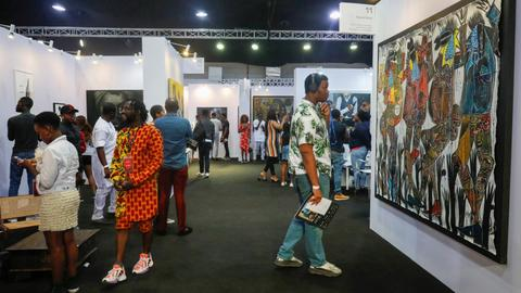 Wanted: Artists to live and work in Lagos, Nigeria