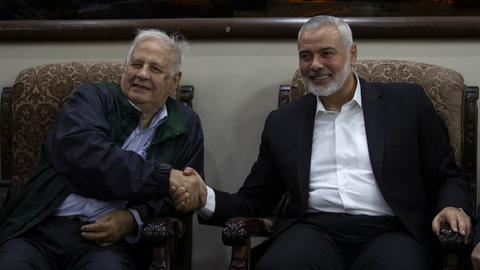 How close is another Palestinian election?