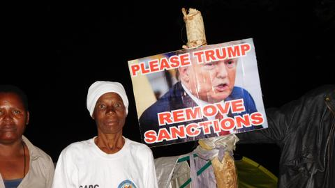 Why Zimbabweans want EU and US sanctions lifted