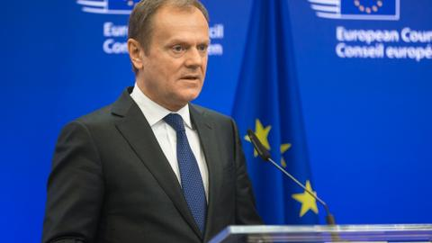 EU's Donald Tusk says he does not plan to run for president of Poland