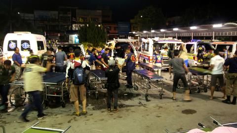 At least 15 killed in rebel attacks in Thailand's south - army