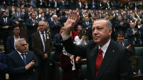 Turkey captured dead Daesh leader Baghdadi's wife – Erdogan