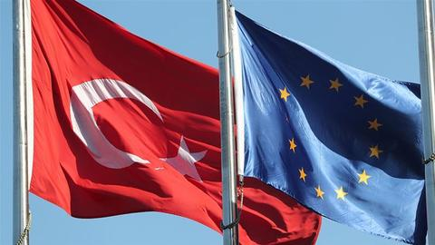 Who's the new EU rapporteur to Turkey?