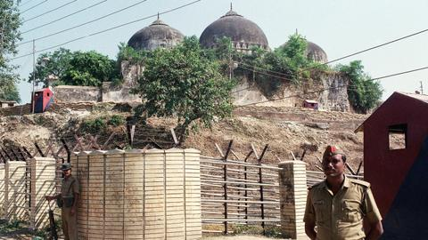 Babri Mosque case: Indian court rules in favour of Hindus