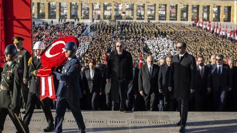 Turkey marks 81st death anniversary of Ataturk