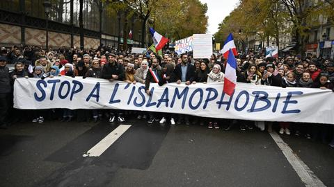French politics feeds off Muslim bashing and Islamophobia