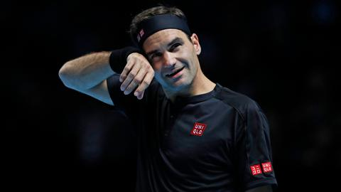Tennis: Federer faces early exit at ATP Finals after Thiem defeat