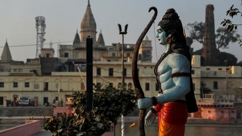 Ayodhya verdict is a blow to India's Muslims and its secular consitution