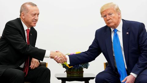 FETO on Erdogan-Trump meeting agenda