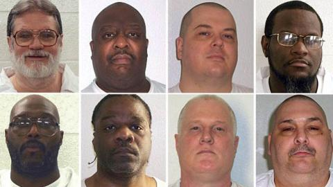 Arkansas executions a milestone for American capital punishment